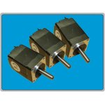 Stepper Motors NEMA 8 Size