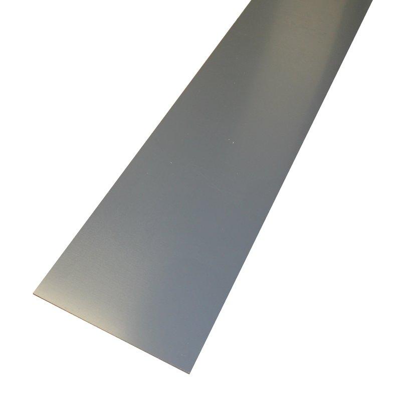 pvc platte hart dunkelgrau st rke 1 mm breite 200 mm l. Black Bedroom Furniture Sets. Home Design Ideas