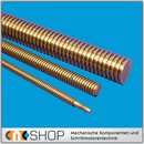 Trapezoidal Screw Right Hand  TR16x4 - m ±2mm, high...