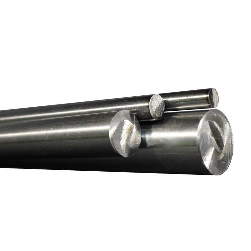 Präzisionswelle 14mm h6 geschliffen und gehärtet Länge 1000mm