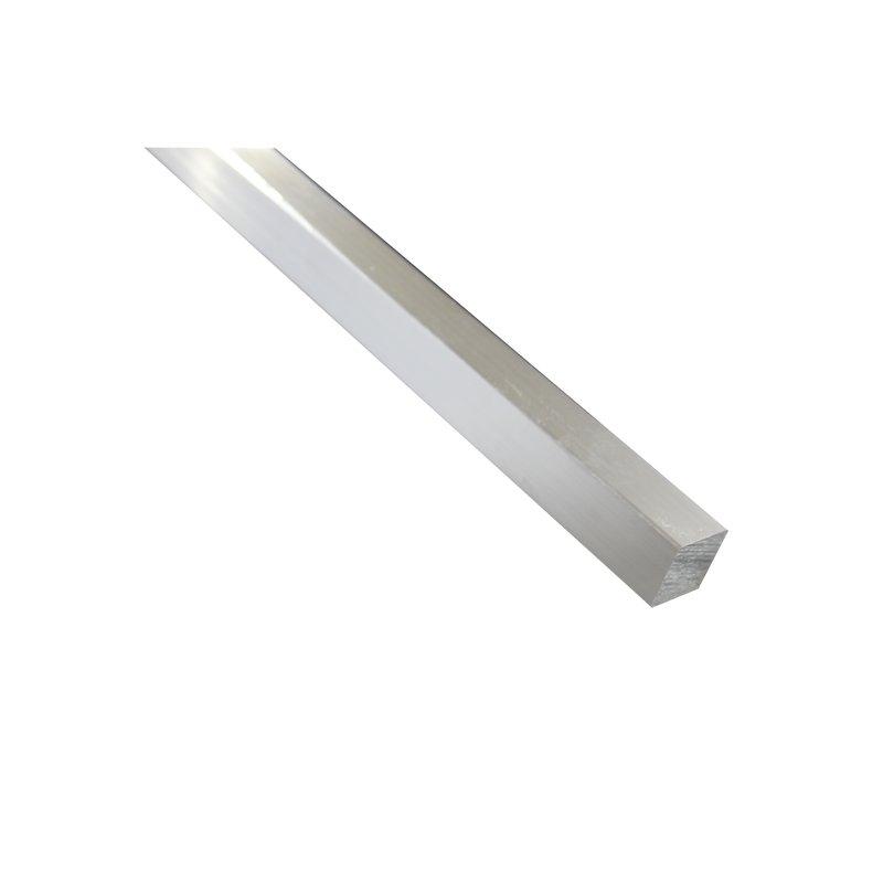 aluminium vierkant 15x15 mm alu block je 500 mm 5mm 3 24. Black Bedroom Furniture Sets. Home Design Ideas