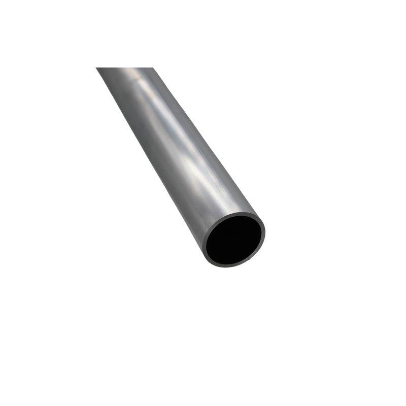 aluminium rundrohr au endurchmesser 50 mm wandst rke 2. Black Bedroom Furniture Sets. Home Design Ideas