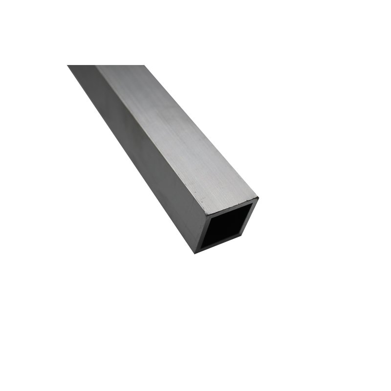 Aluminium Formrohr  80 x 50 x 4,0 mm 500mm ±5mm Alu Rohr rechteckig Rechteckrohr