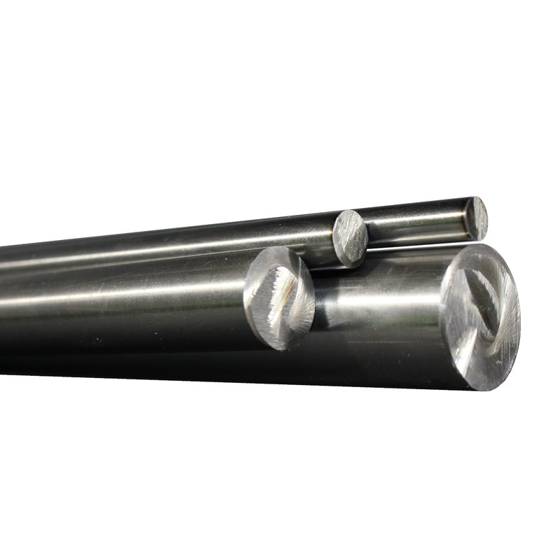 Präzisionswelle 30mm h6 geschliffen und gehärtet 150mm