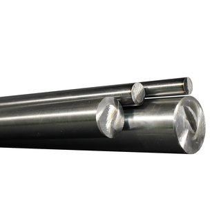 Länge 100mm Präzisionswelle 6mm h6 geschliffen und gehärtet