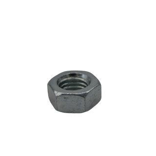 Hex nuts DIN 934/8 / galvanised / M 3