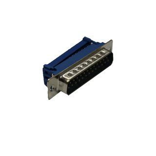 D-SUB- Socket, 9- pin for Ribbon Cable